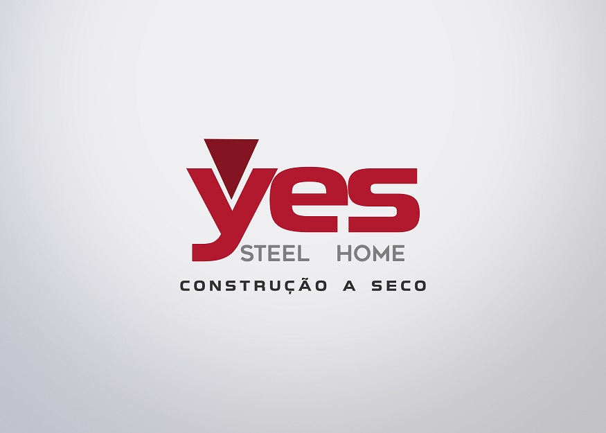 Logo Yes Steel Home