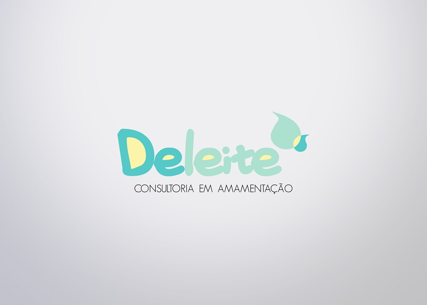 Logo Deleite Consultoria em Amamentação